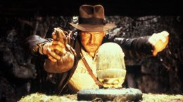 Unlike Indiana Jones (Harrison Ford) miscalculating the consequences of his actions, there is no miscalculating the cause and effect of greenhouse gas emissions. (Source: Lucasfilm Ltd.)