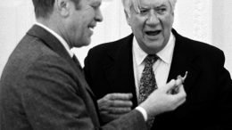 Gerald Ford and Tip O'Neill